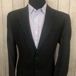 Lauren Ralph Lauren 42R Gray Glen Check Sport Coat